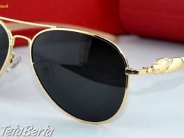 Luxusní sluneční brýle Cartier , Móda, krása a zdravie, Okuliare  | Tetaberta.sk - bazár, inzercia zadarmo