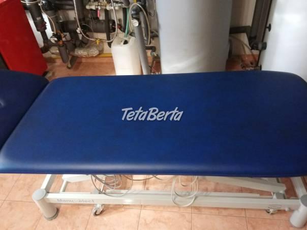 Predám elektrický masážny stôl, foto 1 Móda, krása a zdravie, Doplnky a príslušenstvo | Tetaberta.sk - bazár, inzercia zadarmo
