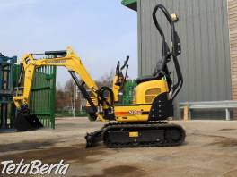 minibager minirýpadlo Yanmar SV08 nové - výhodná cena , Poľnohospodárske a stavebné stroje, Stavebné stroje  | Tetaberta.sk - bazár, inzercia zadarmo