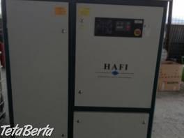 Zánovný skrutkový kompresor HAFI V5 90 L08 s novým kompresorovým stupňom , Obchod a služby, Stroje a zariadenia  | Tetaberta.sk - bazár, inzercia zadarmo