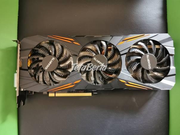 Gigabyte GeForce® GTX 1070 G1 GAMING 8GB, foto 1 Elektro, Zvukové a grafické karty | Tetaberta.sk - bazár, inzercia zadarmo