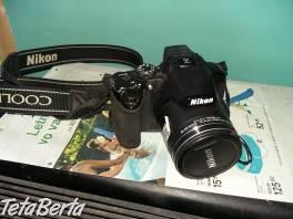 Nikon Coolpix P510 Black,,Aktuálne