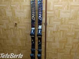 Predám lyže Atomic s viazaním.  , Hobby, voľný čas, Šport a cestovanie  | Tetaberta.sk - bazár, inzercia zadarmo