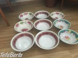 9 ks tanierov, vhodné na ohrev do mikrovlnky , Hobby, voľný čas, Ostatné  | Tetaberta.sk - bazár, inzercia zadarmo