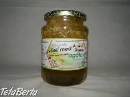Agátový včelí med s výrezom medového plástu , Dom a záhrada, Zo záhradky  | Tetaberta.sk - bazár, inzercia zadarmo