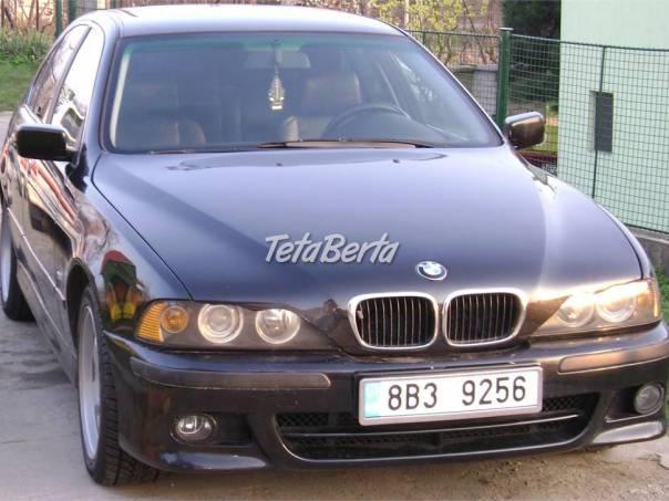 BMW Řada 5 525D, foto 1 Auto-moto, Automobily   Tetaberta.sk - bazár, inzercia zadarmo