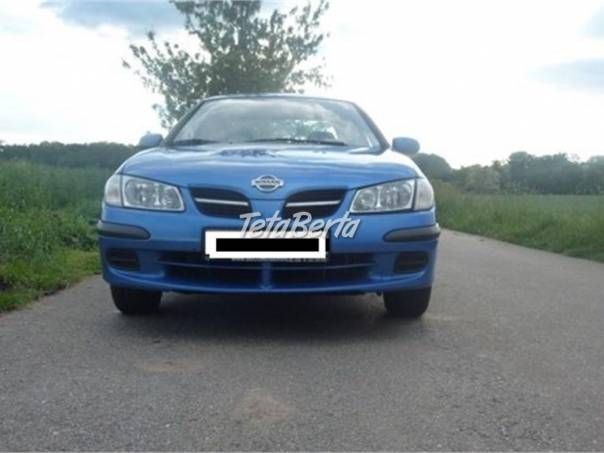 Nissan Almera Sedan 1.5 benzin, foto 1 Auto-moto, Automobily | Tetaberta.sk - bazár, inzercia zadarmo
