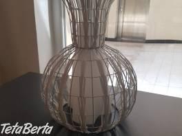 Dekoračná lampa na predaj , Dom a záhrada, Svietidlá, koberce a hodiny  | Tetaberta.sk - bazár, inzercia zadarmo