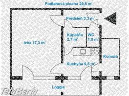 Predaj 1izb. byt + loggia, Bratislava - Trnávka, Banšelova , Reality, Byty    Tetaberta.sk - bazár, inzercia zadarmo