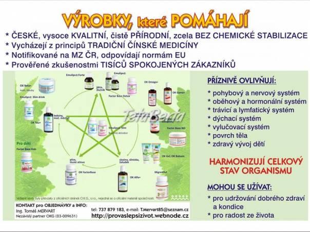 Bylinkové výrobky, které pomáhají, foto 1 Móda, krása a zdravie, Starostlivosť o zdravie | Tetaberta.sk - bazár, inzercia zadarmo