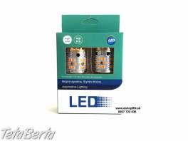 Najlacnejšia LED žiarovka oranžová pre smerovku BAU15S 12-24V, CANBUS 1ks 30xLED 3030S MD , Náhradné diely a príslušenstvo, Ostatné  | Tetaberta.sk - bazár, inzercia zadarmo