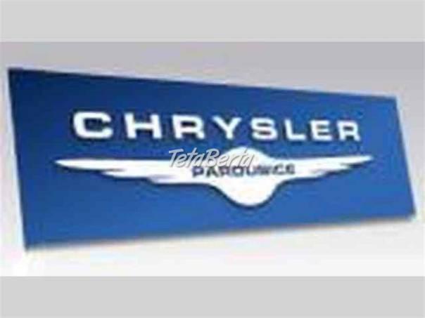 Chrysler LHS www pardubice.cz, foto 1 Auto-moto | Tetaberta.sk - bazár, inzercia zadarmo