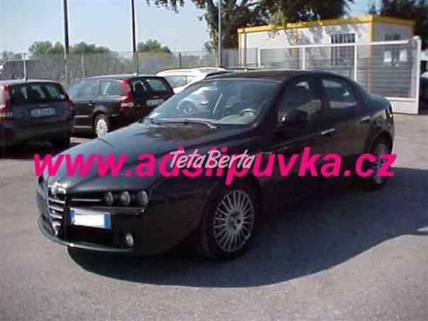 Alfa Romeo 159 1.9 JTD, foto 1 Auto-moto   Tetaberta.sk - bazár, inzercia zadarmo