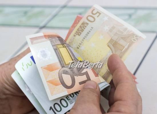 Financná pomoc jednotlivcom  , foto 1 Obchod a služby, Preklady, tlmočenie a korektúry   Tetaberta.sk - bazár, inzercia zadarmo
