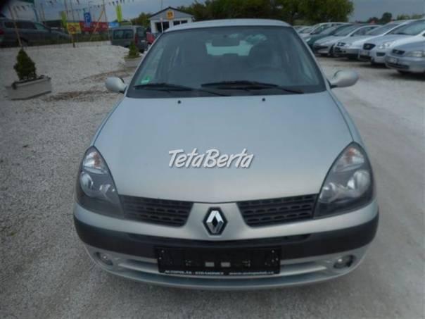 Renault Clio 1.4  16V  72 kW, foto 1 Auto-moto, Automobily | Tetaberta.sk - bazár, inzercia zadarmo