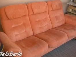 sedacia súprava 3+1+1+ stolík , Dom a záhrada, Kreslá a sedacie súpravy  | Tetaberta.sk - bazár, inzercia zadarmo