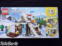 LEGO Creator  Zimné prázdniny 3v1                , Pre deti, Hračky  | Tetaberta.sk - bazár, inzercia zadarmo