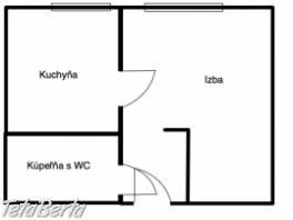 Predaj 1 izb. byt po kompl. rekonštrukcii, Staré Záhrady - Prievoz , Reality, Byty  | Tetaberta.sk - bazár, inzercia zadarmo