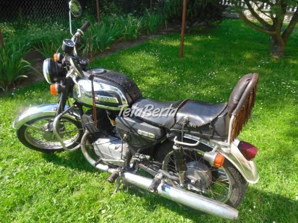 Jawa 350 JAWA 350/634 r.v. 1978 s TP, foto 1 Auto-moto   Tetaberta.sk - bazár, inzercia zadarmo