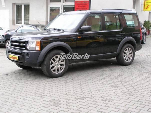 Land Rover Discovery 2.7 TDV6 Servis.kníž.,Xenony,+Záruk, foto 1 Auto-moto, Automobily | Tetaberta.sk - bazár, inzercia zadarmo