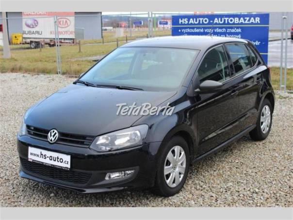Volkswagen Polo 1.2i CZ, 1.MAJ., SERV.KNIHA, foto 1 Auto-moto, Automobily | Tetaberta.sk - bazár, inzercia zadarmo