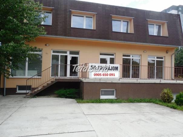 ** RK BOREAL ** Polyfukčná budova (445 m2), BA II - pri PERLE Ružinova , foto 1 Reality, Kancelárie a obch. priestory | Tetaberta.sk - bazár, inzercia zadarmo