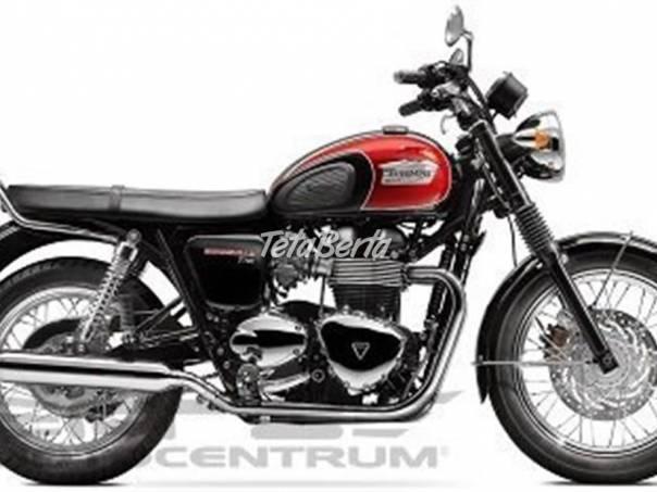 Triumph Bonneville Bonneville T100 2015, foto 1 Auto-moto | Tetaberta.sk - bazár, inzercia zadarmo