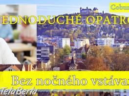 Coburg – ĽAHKÉ OPATROVANIE SENIORKY  , Práca, Zdravotníctvo a farmácia  | Tetaberta.sk - bazár, inzercia zadarmo