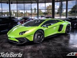 Lamborghini  Aventador Superveloce LP 750-4 , Auto-moto, Automobily  | Tetaberta.sk - bazár, inzercia zadarmo