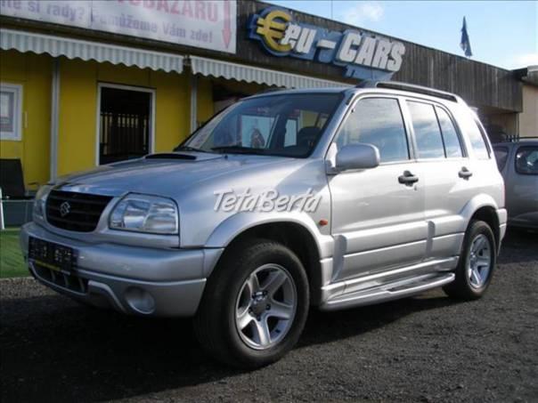Suzuki Grand Vitara 2,0 TD,  ,4x4,KLIMA,TOP STAV, foto 1 Auto-moto, Automobily | Tetaberta.sk - bazár, inzercia zadarmo