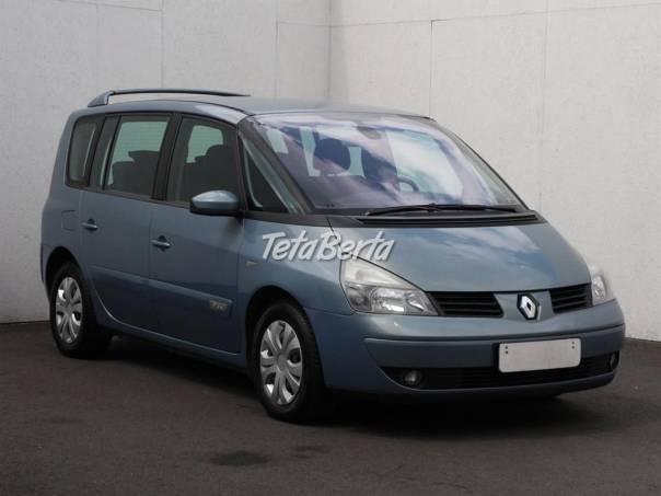 Renault Espace  1.9 DCi, Serv.kniha, foto 1 Auto-moto, Automobily | Tetaberta.sk - bazár, inzercia zadarmo