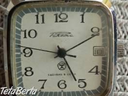 Starožitné hodinky zn. Raketa , Hobby, voľný čas, Umenie a zbierky  | Tetaberta.sk - bazár, inzercia zadarmo
