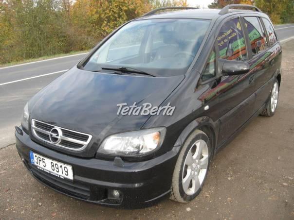 Opel Zafira 2.2 DTi Edition, 7 Míst Plná výbava, foto 1 Auto-moto, Automobily | Tetaberta.sk - bazár, inzercia zadarmo