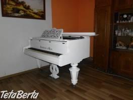 Predám klavír , Hobby, voľný čas, Film, hudba a knihy  | Tetaberta.sk - bazár, inzercia zadarmo