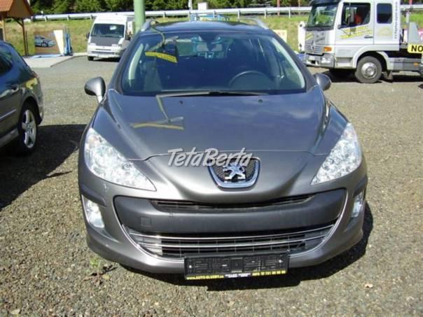 Peugeot 308 1,6 HDi SW  TOP, foto 1 Auto-moto, Automobily | Tetaberta.sk - bazár, inzercia zadarmo