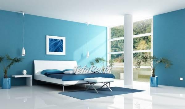 Potrebujete vymalovať byt,dom,kanceláriu?, foto 1 Obchod a služby, Maľovanie | Tetaberta.sk - bazár, inzercia zadarmo
