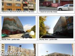Prenajmeme byt na Rozkvete v Pov.Bystrici , Reality, Byty  | Tetaberta.sk - bazár, inzercia zadarmo