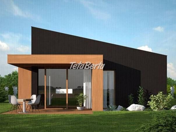 2 izbový nízkoenergetický bungalov na kľúč - celá SR, foto 1 Reality, Domy | Tetaberta.sk - bazár, inzercia zadarmo