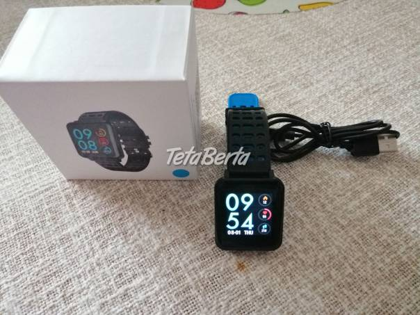 Smart watch, inteligentné hodinky, foto 1 Móda, krása a zdravie, Starostlivosť o zdravie | Tetaberta.sk - bazár, inzercia zadarmo