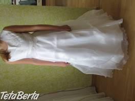 Predám šaty na 1.sv. prijímanie alebo pre družičku , Móda, krása a zdravie, Svadby, plesy, oslavy  | Tetaberta.sk - bazár, inzercia zadarmo