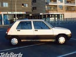 Renault 5 GTD 1.6 diesel , Náhradné diely a príslušenstvo, Automobily  | Tetaberta.sk - bazár, inzercia zadarmo