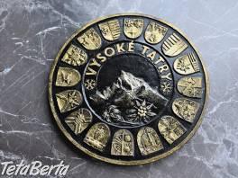 Stará dekorácia Vysoké Tatry , Hobby, voľný čas, Umenie a zbierky  | Tetaberta.sk - bazár, inzercia zadarmo