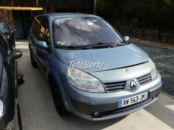 Renault Scénic 1.9 dci tel:, foto 1 Auto-moto | Tetaberta.sk - bazár, inzercia zadarmo