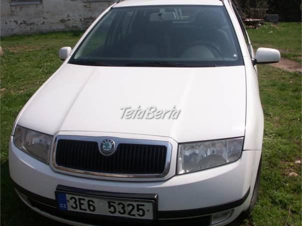 Škoda Fabia 1,4  16v  klimatizace Kombi, foto 1 Auto-moto, Automobily | Tetaberta.sk - bazár, inzercia zadarmo