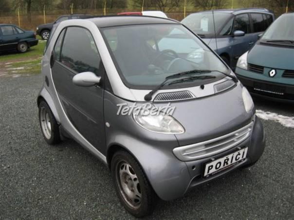 Smart Fortwo pure cdi, foto 1 Auto-moto, Automobily | Tetaberta.sk - bazár, inzercia zadarmo