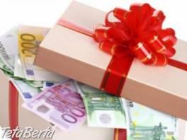 Získajte svoju súkromnú pôžičku bezpečne , Práca, Ostatné  | Tetaberta.sk - bazár, inzercia zadarmo