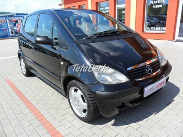Mercedes-Benz Třída A A 170 CDI LONG, KLIMA, ALU, foto 1 Auto-moto, Automobily | Tetaberta.sk - bazár, inzercia zadarmo
