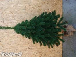 Umelý vianočný stromček znížený Jedľa 180 cm , Dom a záhrada, Ostatné  | Tetaberta.sk - bazár, inzercia zadarmo