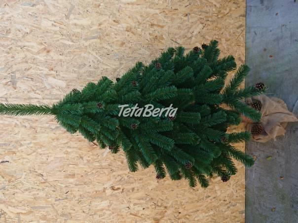 Umelý vianočný stromček znížený Jedľa 180 cm, foto 1 Dom a záhrada, Ostatné | Tetaberta.sk - bazár, inzercia zadarmo