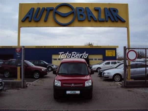 Citroën Berlingo 1,6 HDI 16V,1.MAJ.,SERVISKA ,CZ PŮV, foto 1 Auto-moto, Automobily | Tetaberta.sk - bazár, inzercia zadarmo